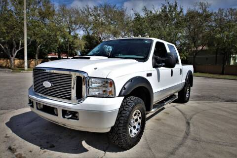 2002 Ford F-350 Super Duty for sale at Easy Deal Auto Brokers in Hollywood FL