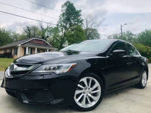 2016 Acura ILX for sale at E-Z Auto Finance in Marietta GA