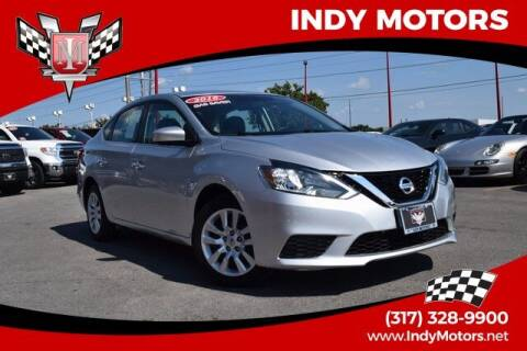 2016 Nissan Sentra for sale at Indy Motors Inc in Indianapolis IN