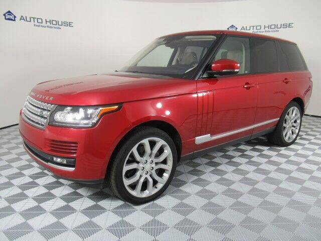 2014 Land Rover Range Rover for sale at AUTO HOUSE TEMPE in Tempe AZ