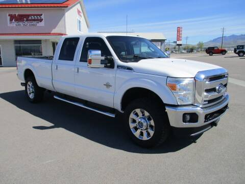 2014 Ford F-350 Super Duty for sale at West Motor Company in Hyde Park UT