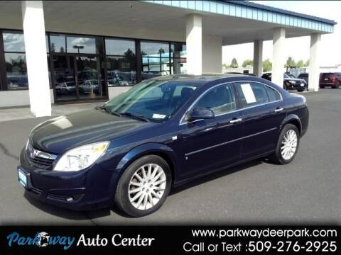 2007 Saturn Aura for sale at PARKWAY AUTO CENTER AND RV in Deer Park WA