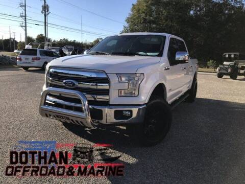 2016 Ford F-150 for sale at Dothan OffRoad And Marine in Dothan AL