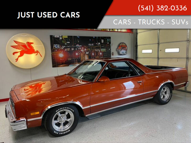 1986 Chevrolet El Camino for sale at Just Used Cars in Bend OR