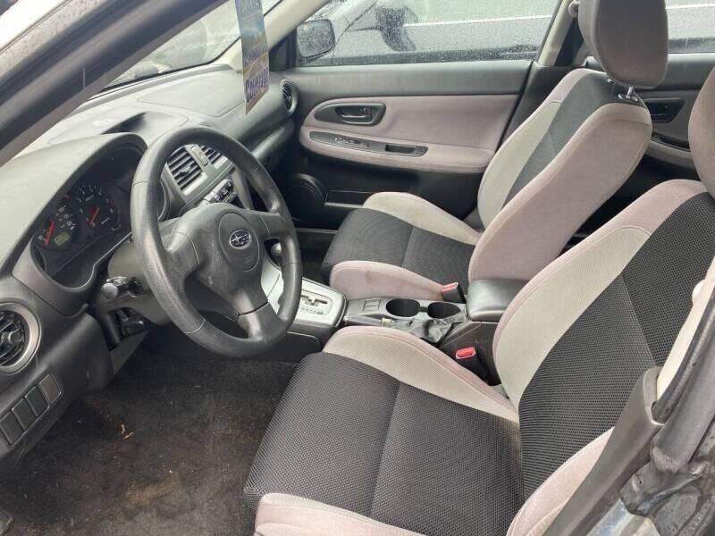 2007 Subaru Impreza AWD 2.5 i 4dr Wagon (2.5L F4 4A) - Bethlehem PA