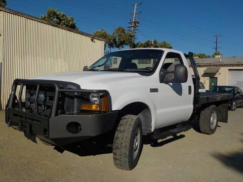 2006 Ford F-250 Super Duty for sale at Royal Motor in San Leandro CA