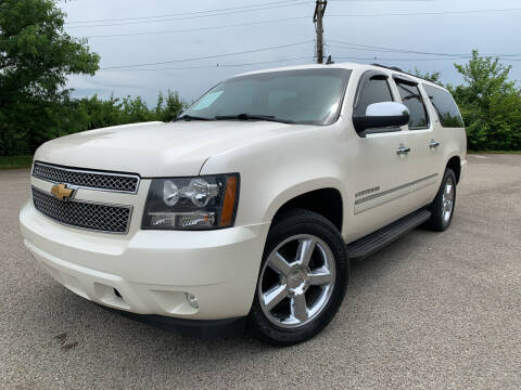 2012 Chevrolet Suburban for sale at Craven Cars in Louisville KY