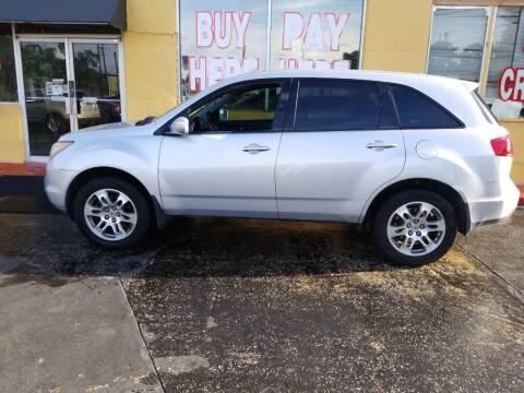2007 Acura MDX for sale at BSS AUTO SALES INC in Eustis FL