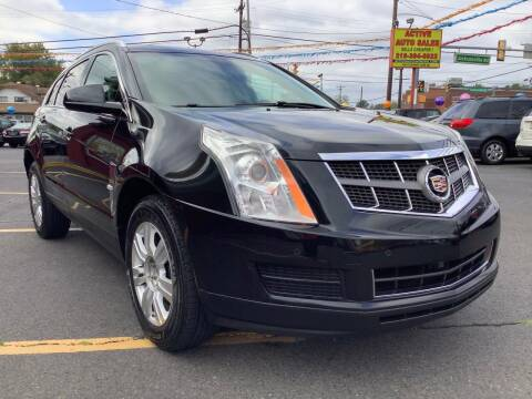 2012 Cadillac SRX for sale at Active Auto Sales in Hatboro PA