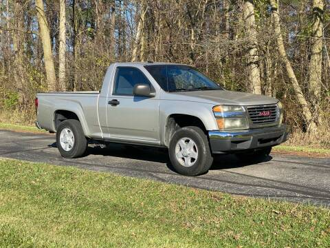 2008 GMC Canyon for sale at CMC AUTOMOTIVE in Roann IN
