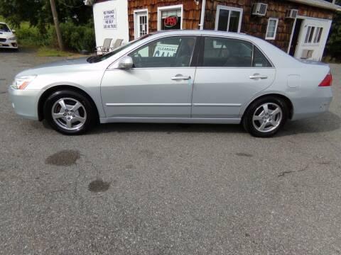 2007 Honda Accord for sale at Trade Zone Auto Sales in Hampton NJ