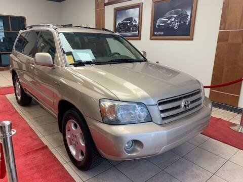 2004 Toyota Highlander for sale at Adams Auto Group Inc. in Charlotte NC