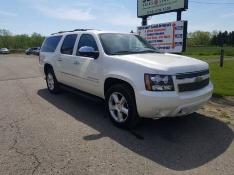 2014 Chevrolet Suburban for sale at Sensible Sales & Leasing in Fredonia NY