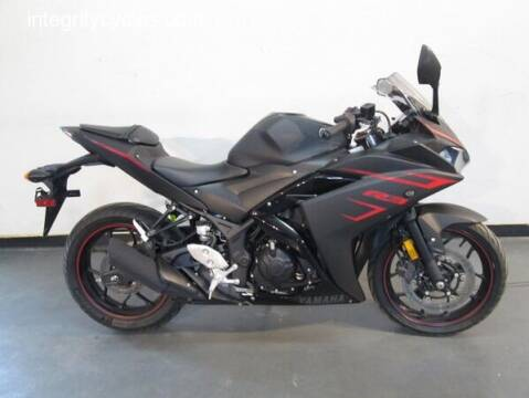 2017 Yamaha R3 for sale at INTEGRITY CYCLES LLC in Columbus OH