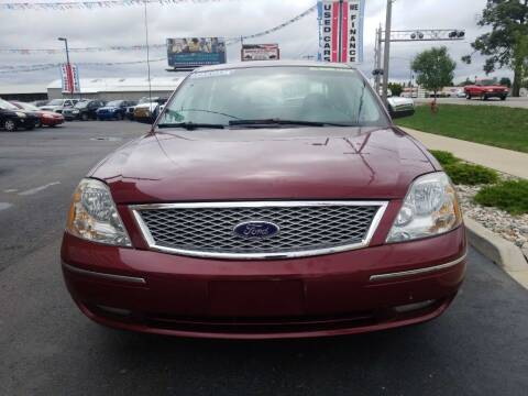2005 Ford Five Hundred for sale at American Auto Group LLC in Saginaw MI