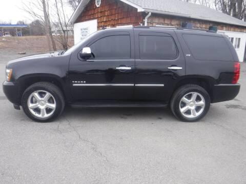 2013 Chevrolet Tahoe for sale at Trade Zone Auto Sales in Hampton NJ