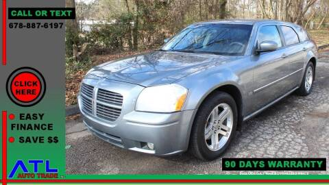 2006 Dodge Magnum for sale at ATL Auto Trade, Inc. in Stone Mountain GA