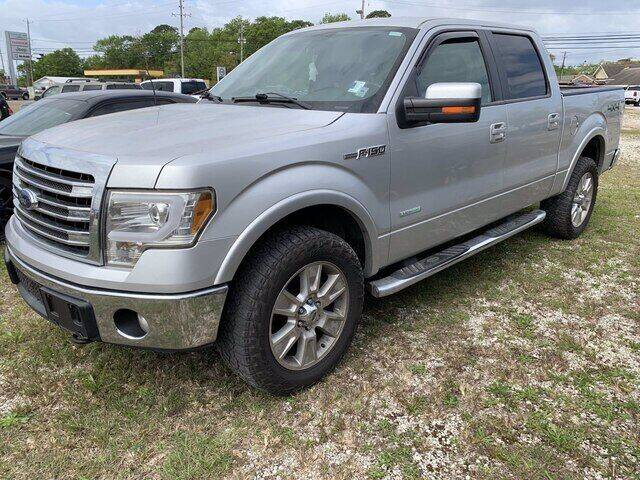 2013 Ford F-150 for sale at CROWN  DODGE CHRYSLER JEEP RAM FIAT in Pascagoula MS
