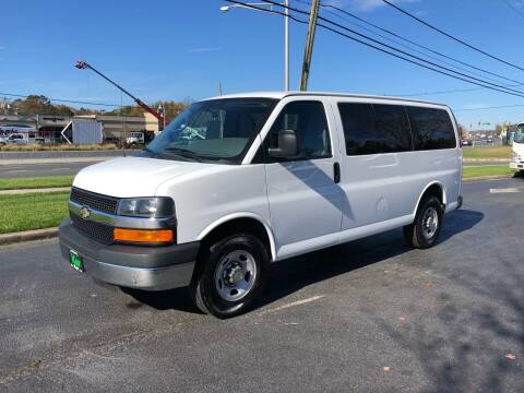 2016 Chevrolet Express Passenger for sale at iCar Auto Sales in Howell NJ