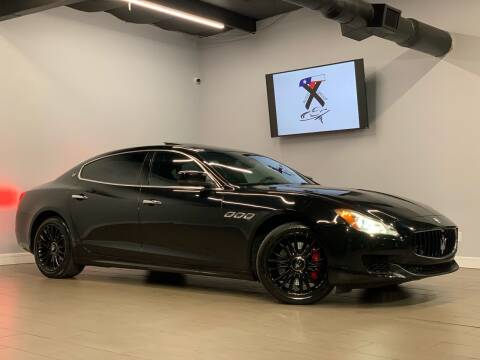 2014 Maserati Quattroporte for sale at TX Auto Group in Houston TX