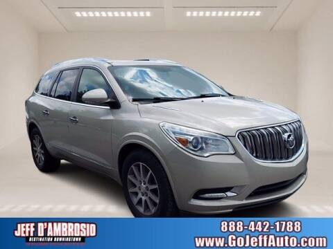 2014 Buick Enclave for sale at Jeff D'Ambrosio Auto Group in Downingtown PA