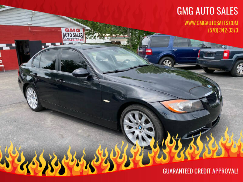 2008 BMW 3 Series for sale at GMG AUTO SALES in Scranton PA
