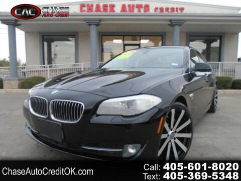 2011 BMW 5 Series for sale at Chase Auto Credit in Oklahoma City OK