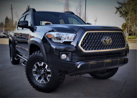2019 Toyota Tacoma for sale at A1 Group Inc in Portland OR