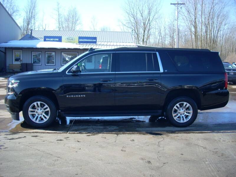 2019 Chevrolet Suburban for sale at H&L MOTORS, LLC in Warsaw IN