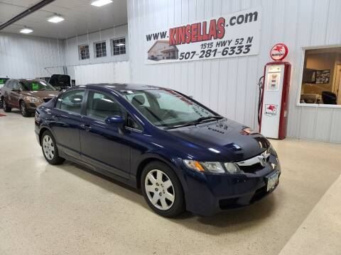2009 Honda Civic for sale at Kinsellas Auto Sales in Rochester MN