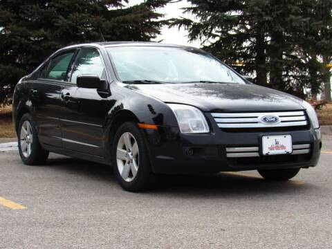 2009 Ford Fusion for sale at NY AUTO SALES in Omaha NE