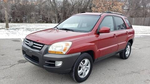 2006 Kia Sportage for sale at Nationwide Auto in Merriam KS