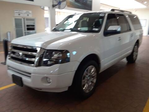 2012 Ford Expedition EL for sale at Auto Haus Imports in Grand Prairie TX