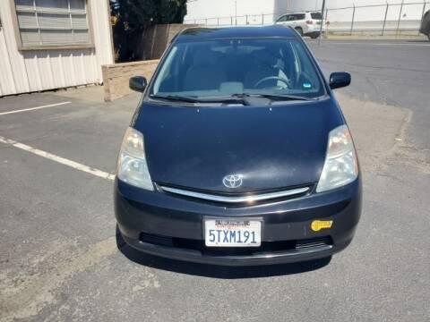 2006 Toyota Prius for sale at Regal Autos Inc in West Sacramento CA