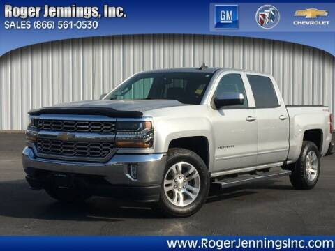 2017 Chevrolet Silverado 1500 for sale at ROGER JENNINGS INC in Hillsboro IL