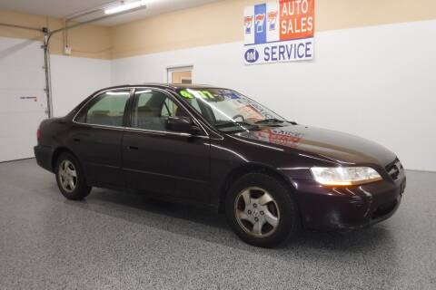 1999 Honda Accord for sale at 777 Auto Sales and Service in Tacoma WA