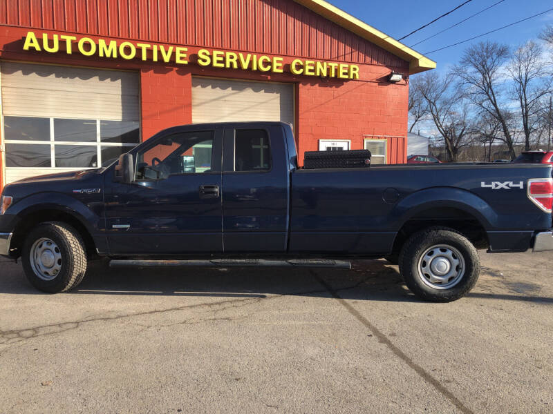 2013 Ford F-150 for sale at ASC Auto Sales in Marcy NY