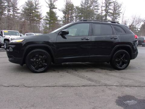 2016 Jeep Cherokee for sale at Mark's Discount Truck & Auto Sales in Londonderry NH