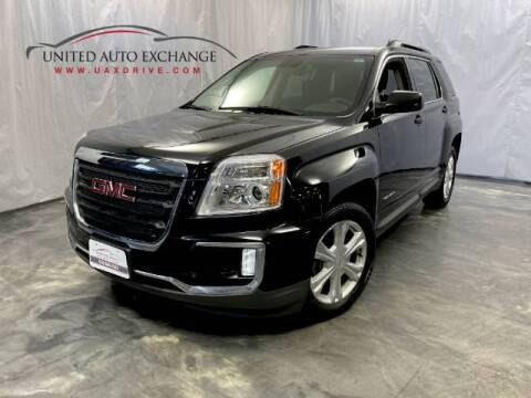2017 GMC Terrain for sale at United Auto Exchange in Addison IL