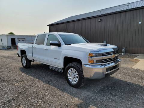 2017 Chevrolet Silverado 2500HD for sale at J & S Auto Sales in Blissfield MI