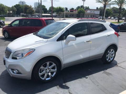2013 Buick Encore for sale at Riviera Auto Sales South in Daytona Beach FL