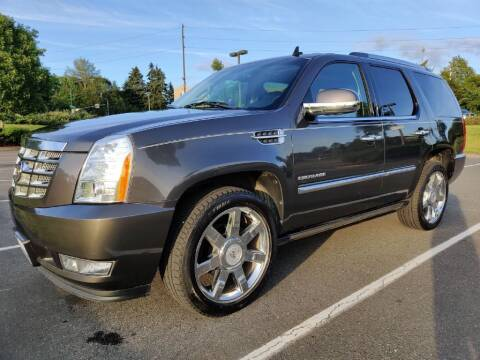 2010 Cadillac Escalade for sale at Halo Motors in Bellevue WA