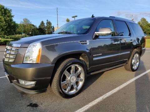 2010 Cadillac Escalade for sale at Halo Motors in Bellevue WA