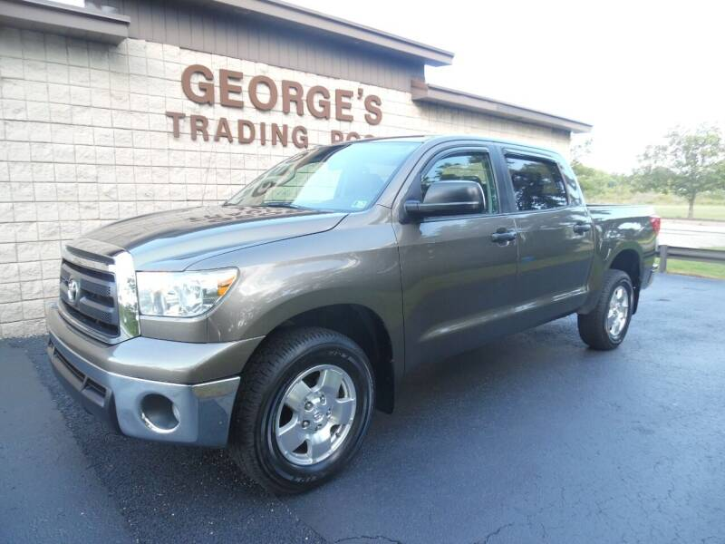 2012 Toyota Tundra for sale at GEORGE'S TRADING POST in Scottdale PA