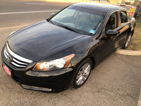 2011 Honda Accord for sale at STATE AUTO SALES in Lodi NJ