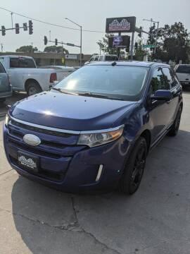 2013 Ford Edge for sale at Corridor Motors in Cedar Rapids IA
