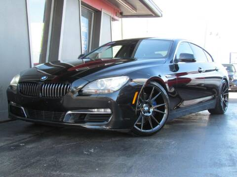 2013 BMW 6 Series for sale at Unique Motors of Tampa in Tampa FL