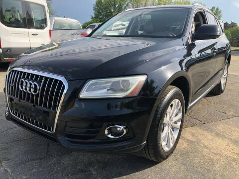 2013 Audi Q5 for sale at Capital Motors in Raleigh NC