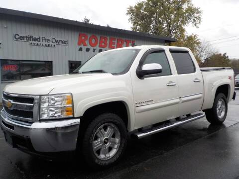 2012 Chevrolet Silverado 1500 for sale at Roberti Automotive in Kingston NY