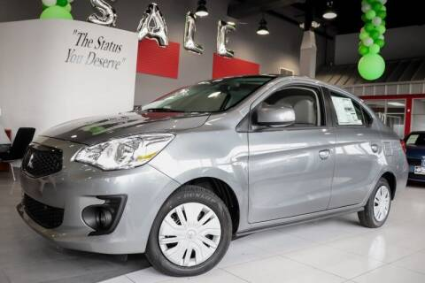 2020 Mitsubishi Mirage G4 for sale at Quality Auto Center in Springfield NJ